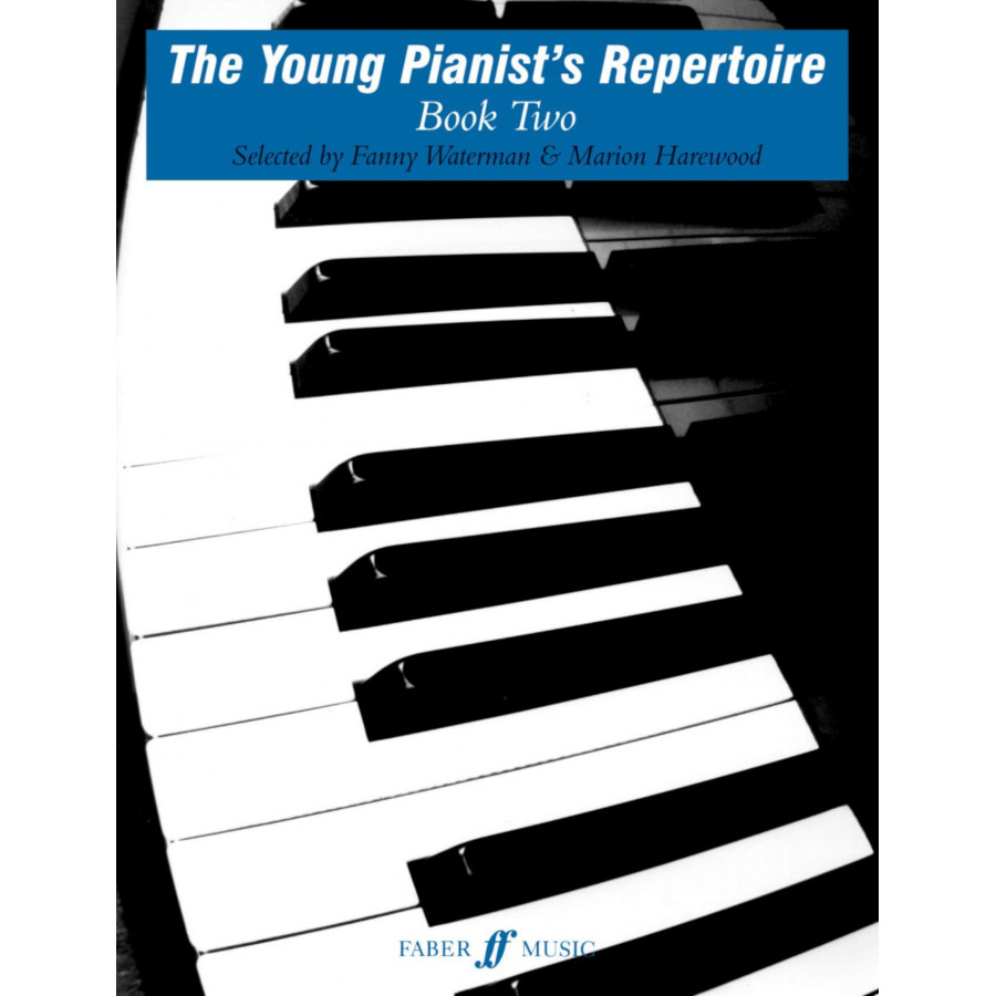 The Young Pianist's Repertoire Book Two