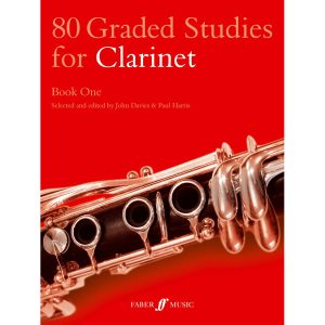 80 Graded Studies for Clarinet. Book 1
