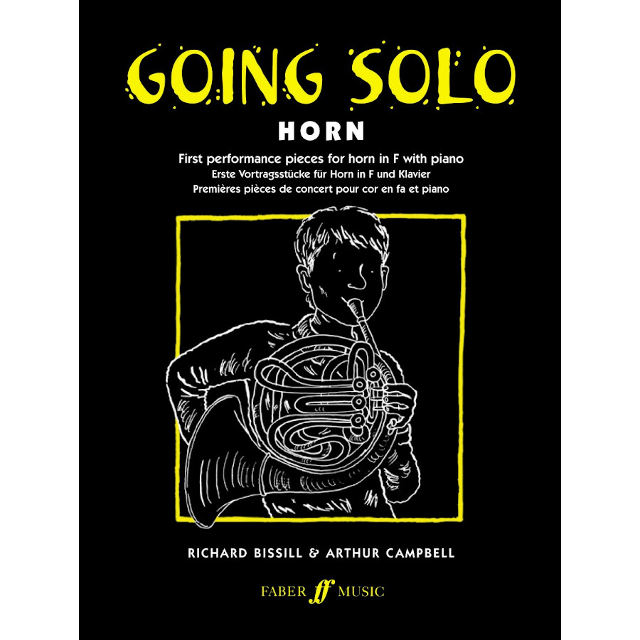 Going Solo (horn and piano)