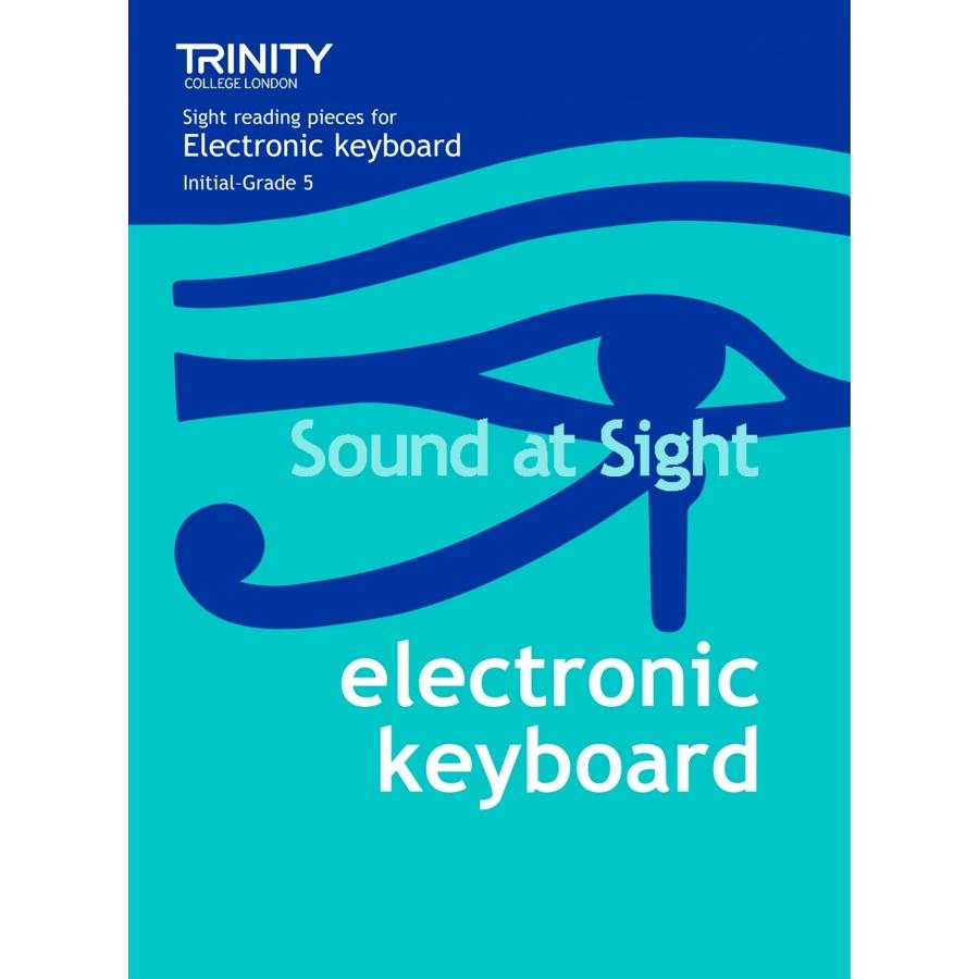 Trinity Sound at Sight. Keyboard Int-Gr5