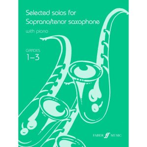Selected solos for tenor sax (grade 1-3)