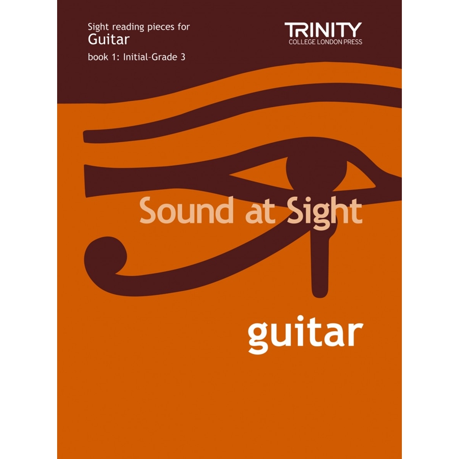 Trinity Sound at Sight. Guitar Book 1 Int-Gr3
