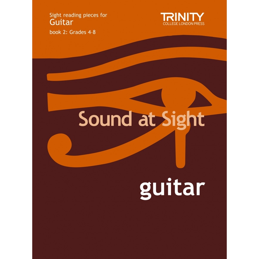 Trinity Sound at Sight. Guitar Book 2 Grds 4-8