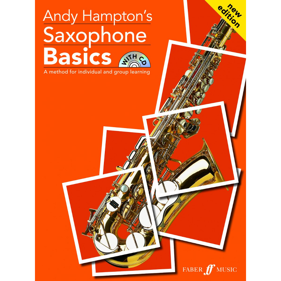 Saxophone Basics (Andy Hampton)