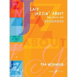 Easy Jazzin' About (desc.recorder & pno)