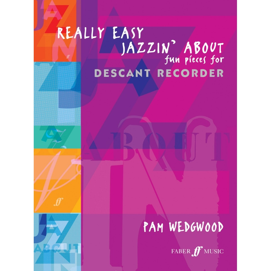Really Easy Jazzin' About (descant recorder & pno)