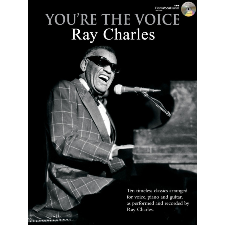 You're the Voice: Ray Charles