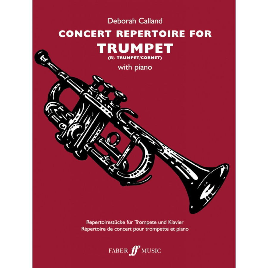 Concert Repertoire (Trumpet and Piano)