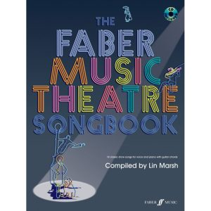 The Faber Music Theatre Songbook w/CD