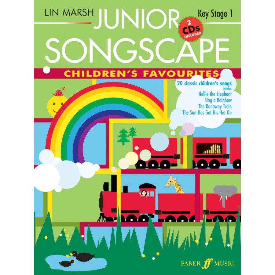 Junior Songscape: Children's Favourites