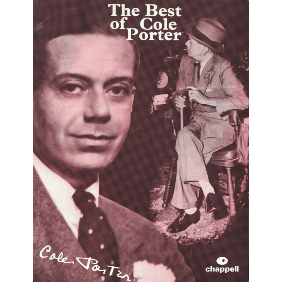 The best of Cole Porter (piano/vocal)