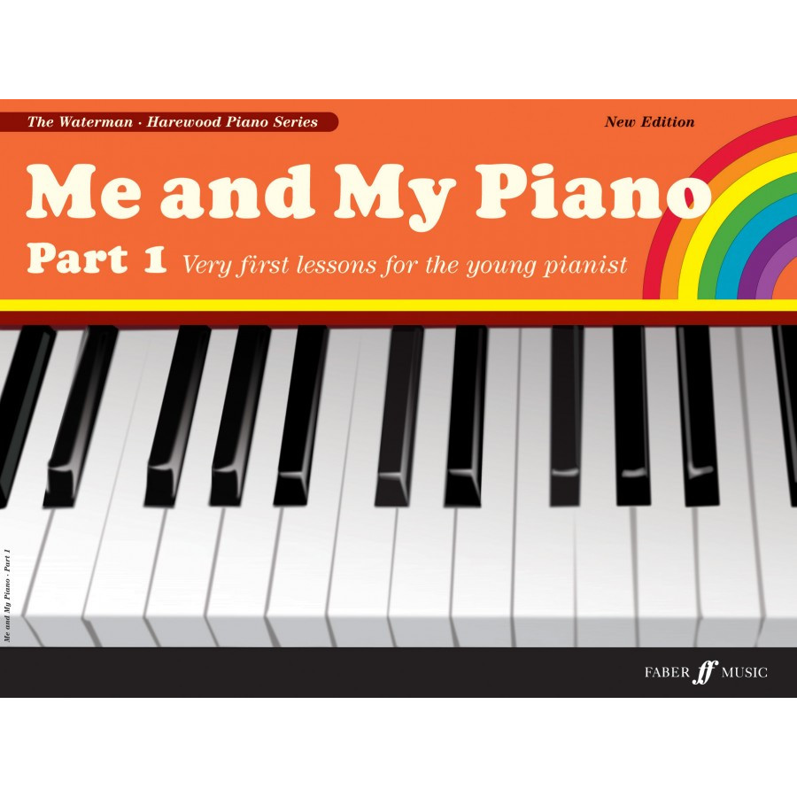 Me and My Piano Part 1 (Waterman/Harewood)