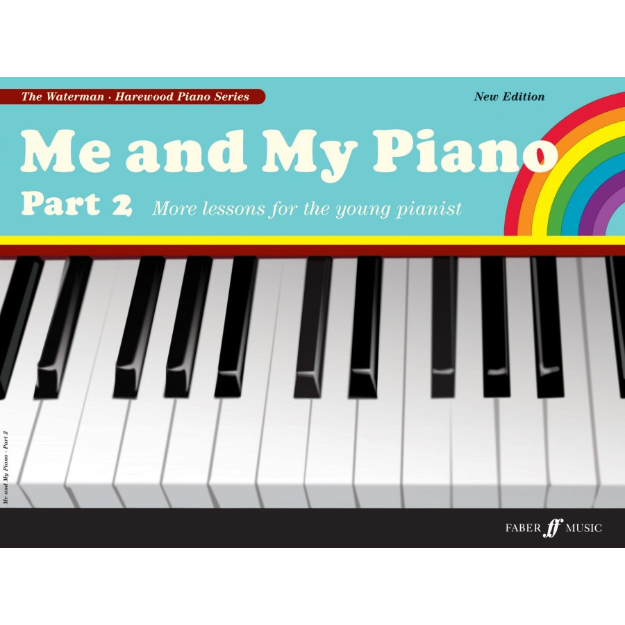 Me and My Piano Part 2 (Waterman/Harewood)