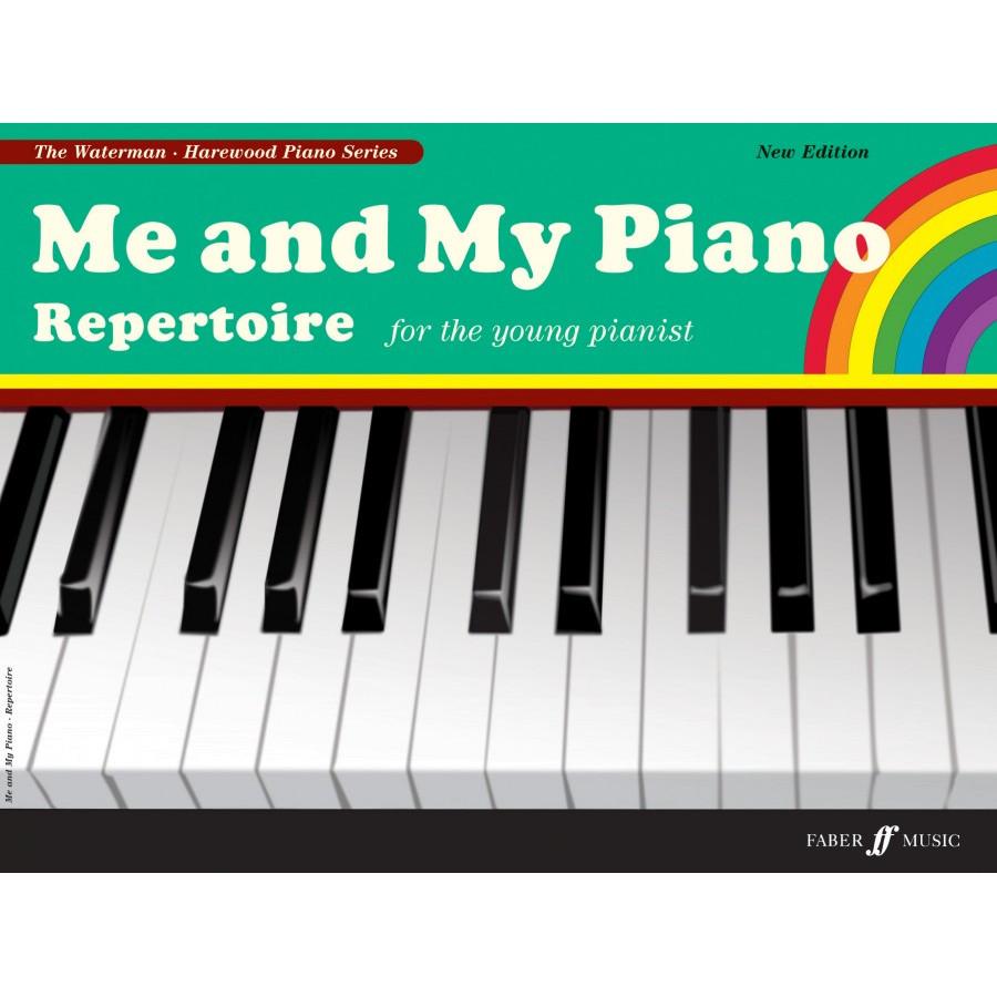 Me and My Piano Repertoire (Waterman/Harewood