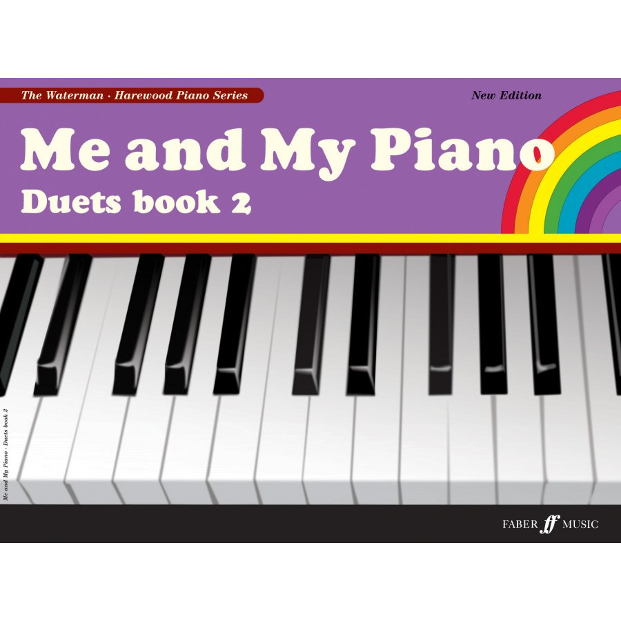 Me and My Piano Duets. Book 2