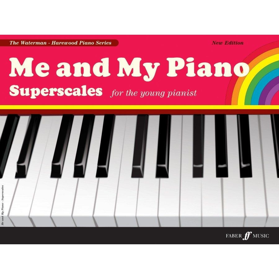 Me and My Piano Superscales (Waterman/Harewoo