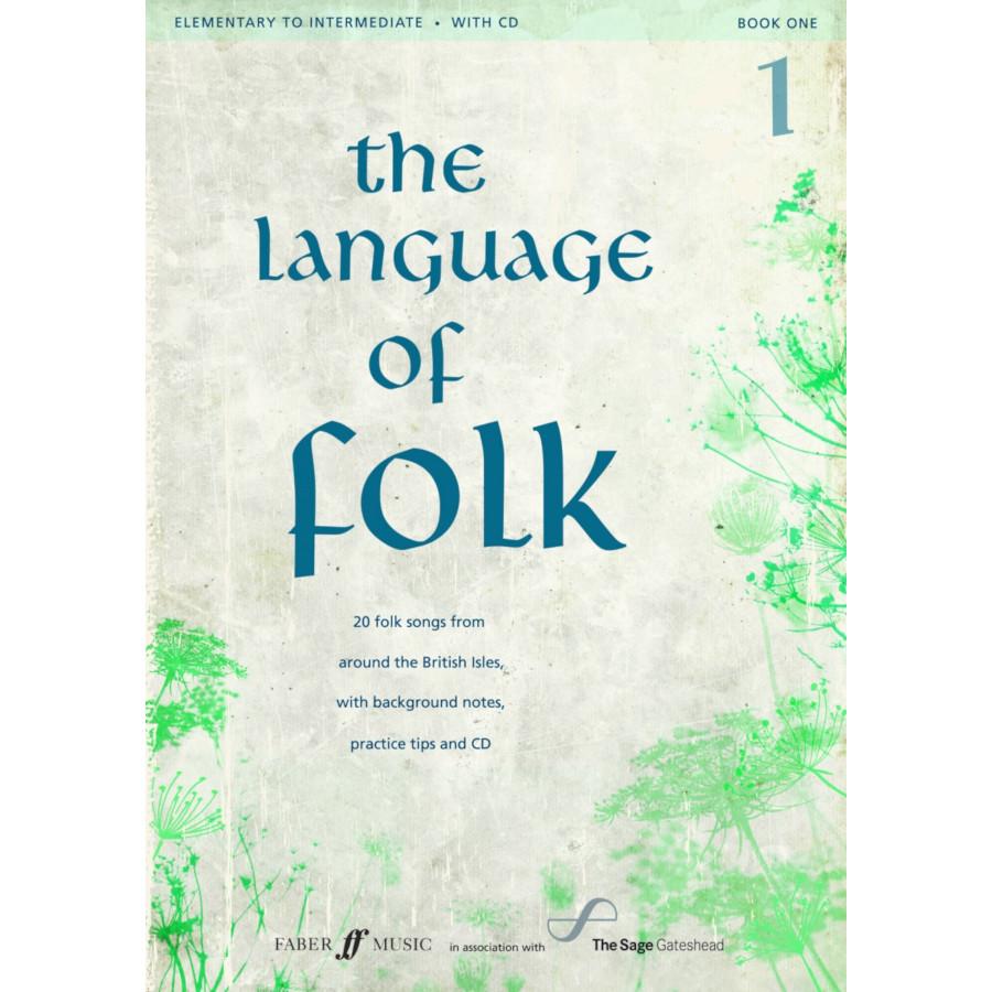 Language of Folk 1: Elem-Inter (book/CD)