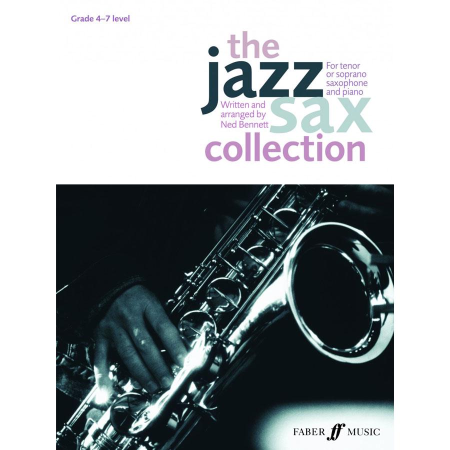 The Jazz Sax Collection (tenor sax)