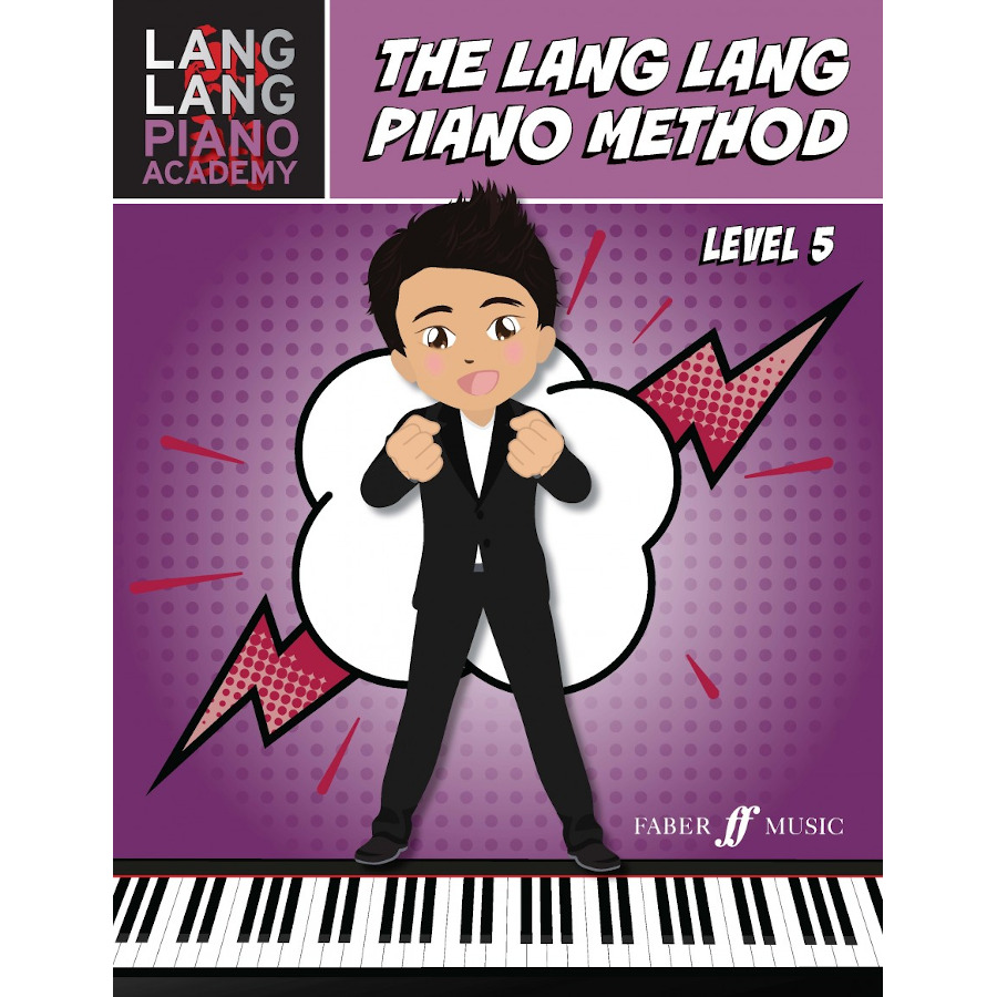 The Lang Lang Piano Method Level 5