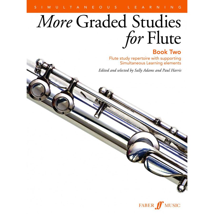 More Graded Studies for Flute. Book 2