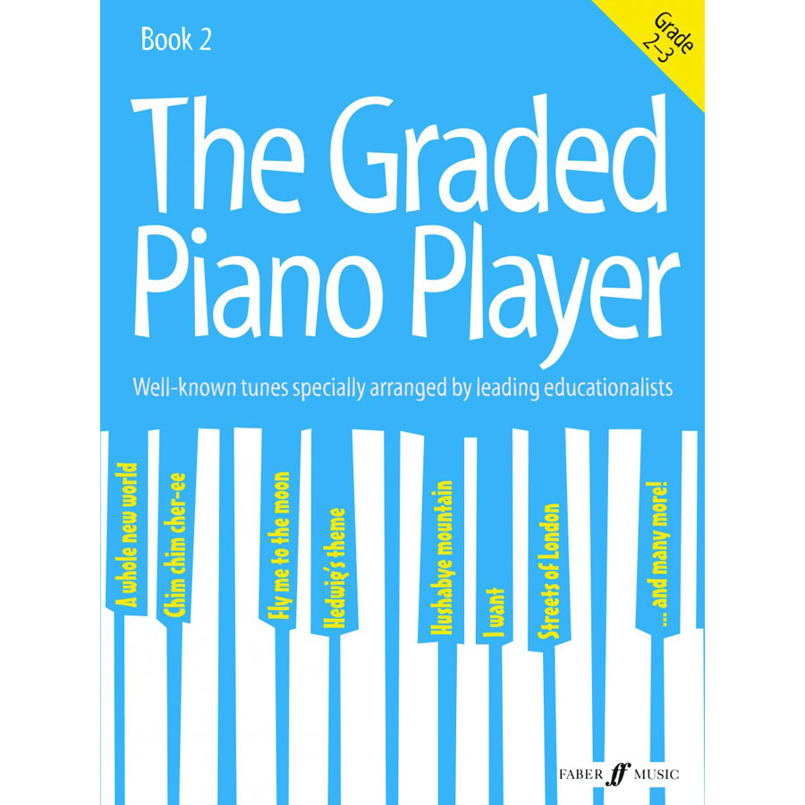 The Graded Piano Player Bk 2 (Gr 2-3)