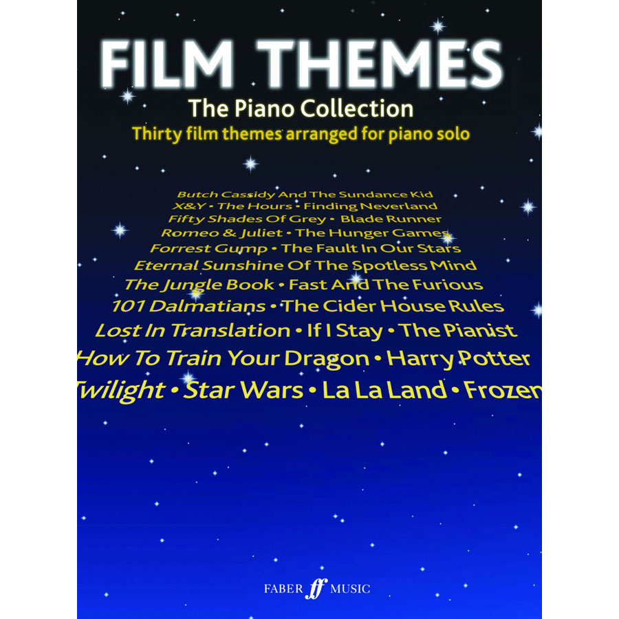 Film Themes. The Piano Collection