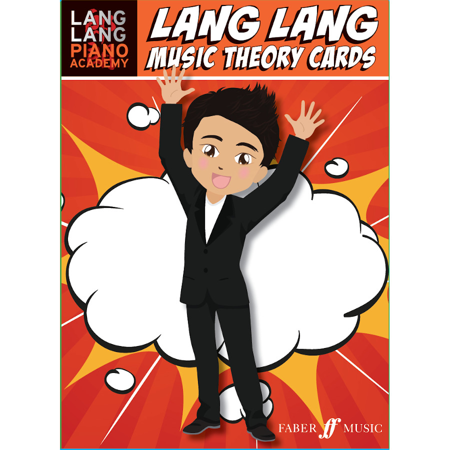Lang Lang Music Theory Cards