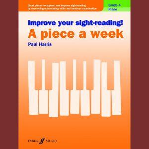 A Piece a Week. Piano, Grade 4 (IYSR)