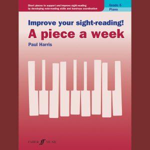 A Piece a Week. Piano, Grade 5 (IYSR)