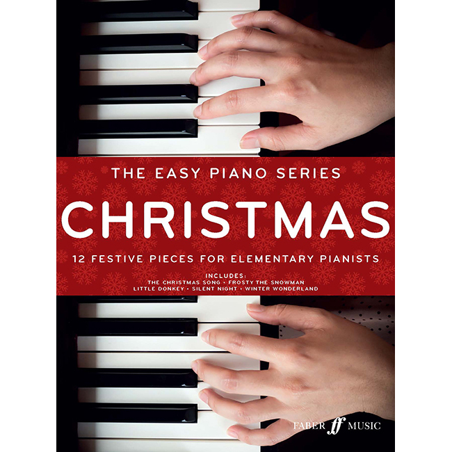 The Easy Piano Series: Christmas