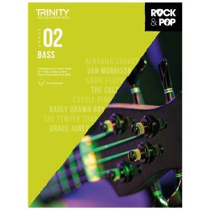 Trinity Rock & Pop 2018 Bass Grade 2