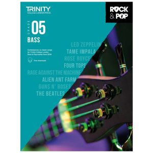 Trinity Rock & Pop 2018 Bass Grade 5