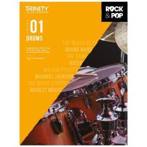 Trinity Rock & Pop 2018 Drums Grade 1