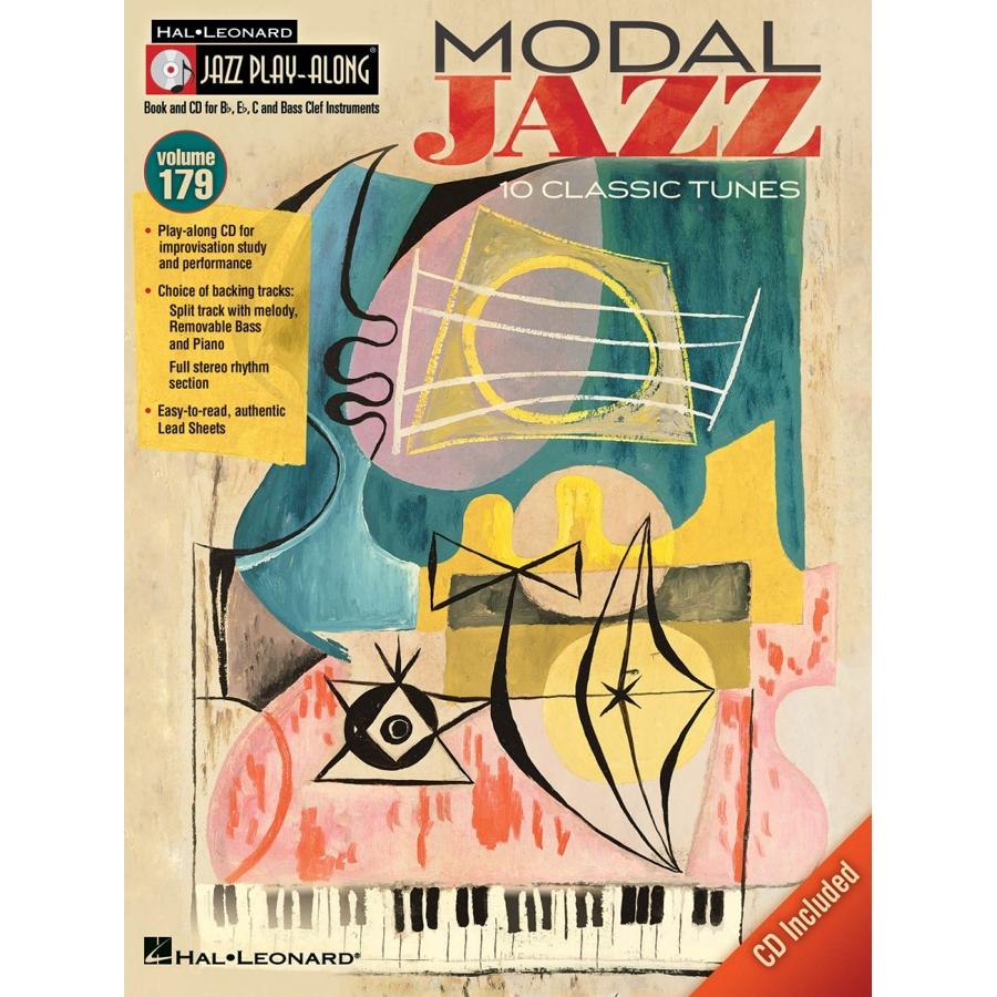 Jazz Play Along: Volume 179 - Modal Jazz