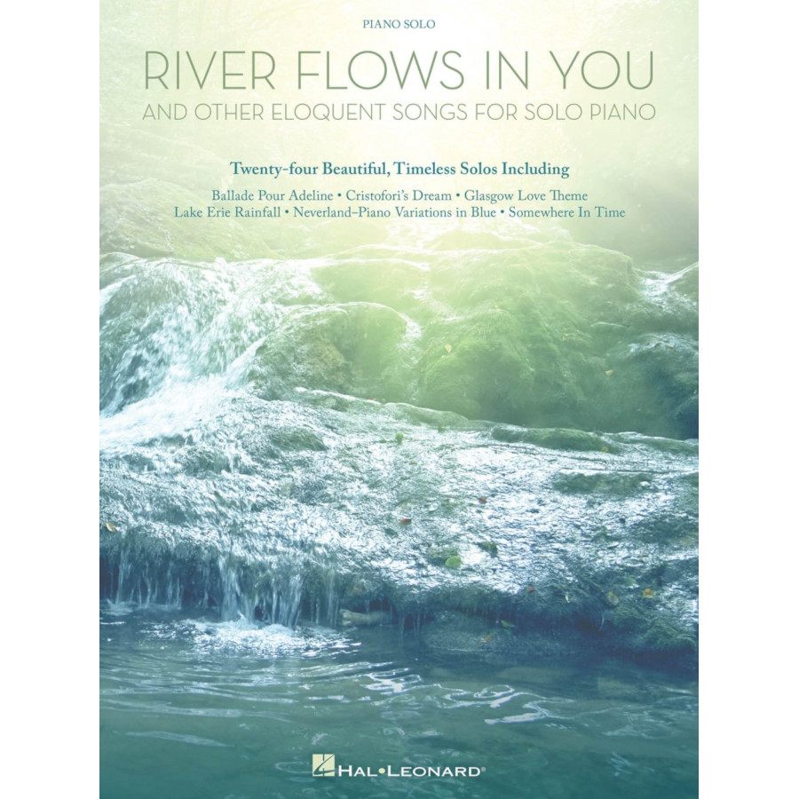 River Flows in You & Other Eloquent Songs (Piano)