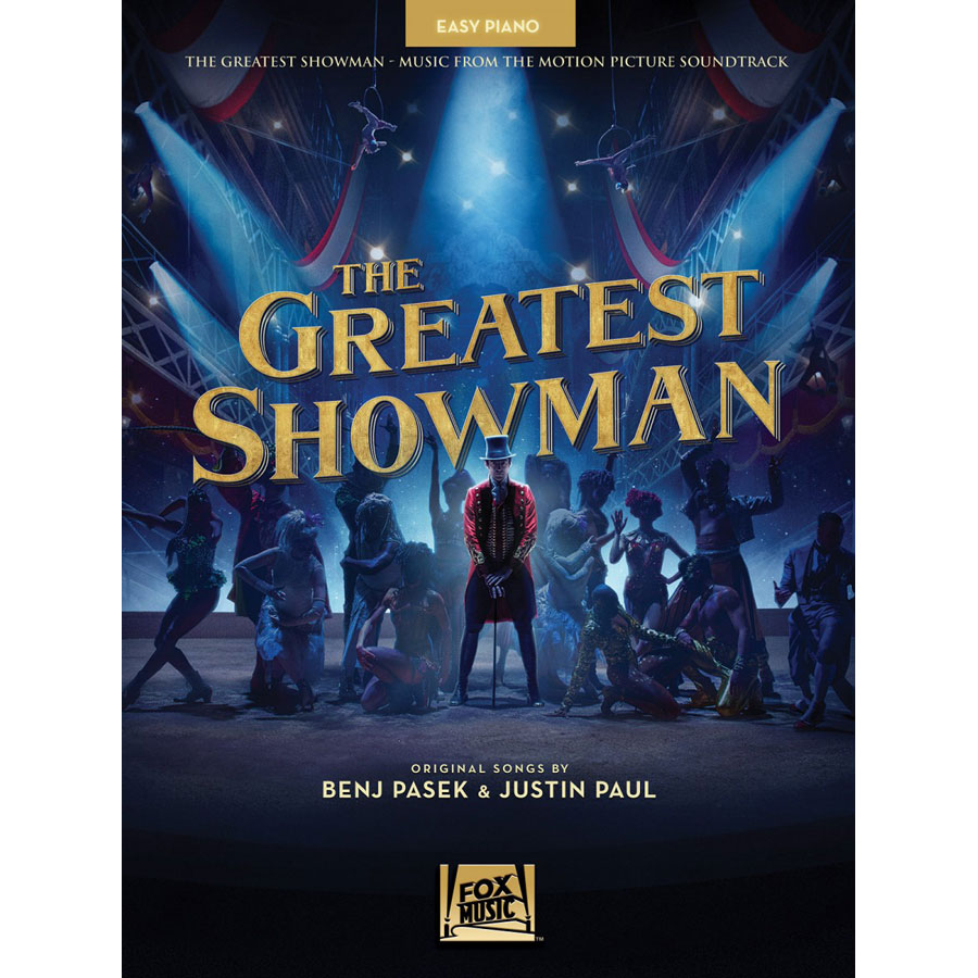 The Greatest Showman. Easy Piano