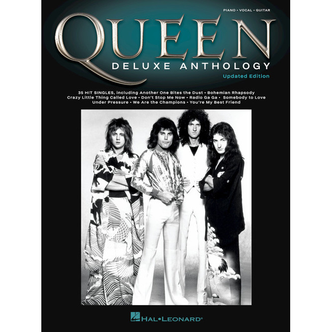 Queen Deluxe Anthology (Updated Edition)
