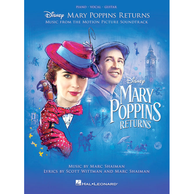 Mary Poppins Returns (PVG)
