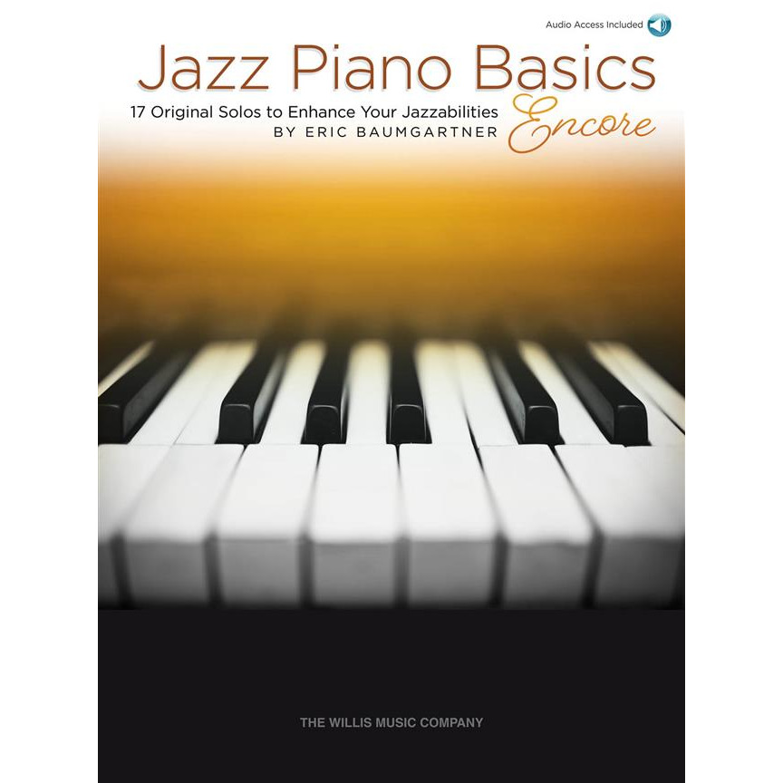 Jazz Piano Basics - Encore