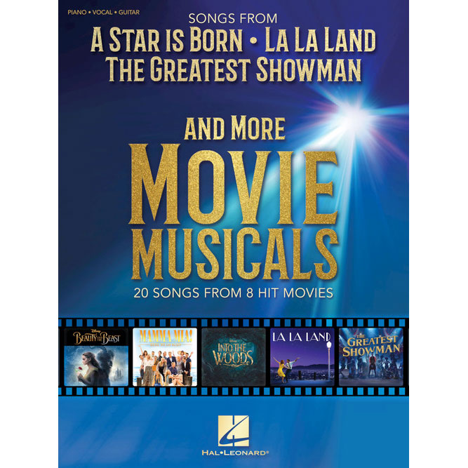 Songs From Musicals (Greatest Showman, La La Land)