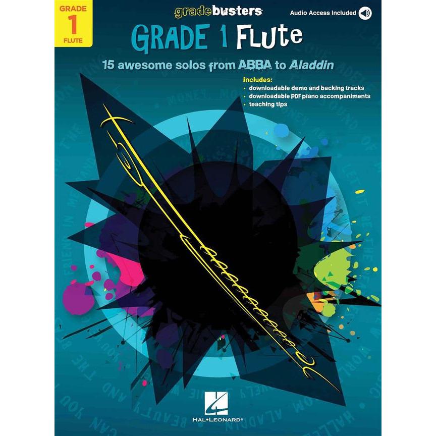 Gradebusters Grade 1 Flute