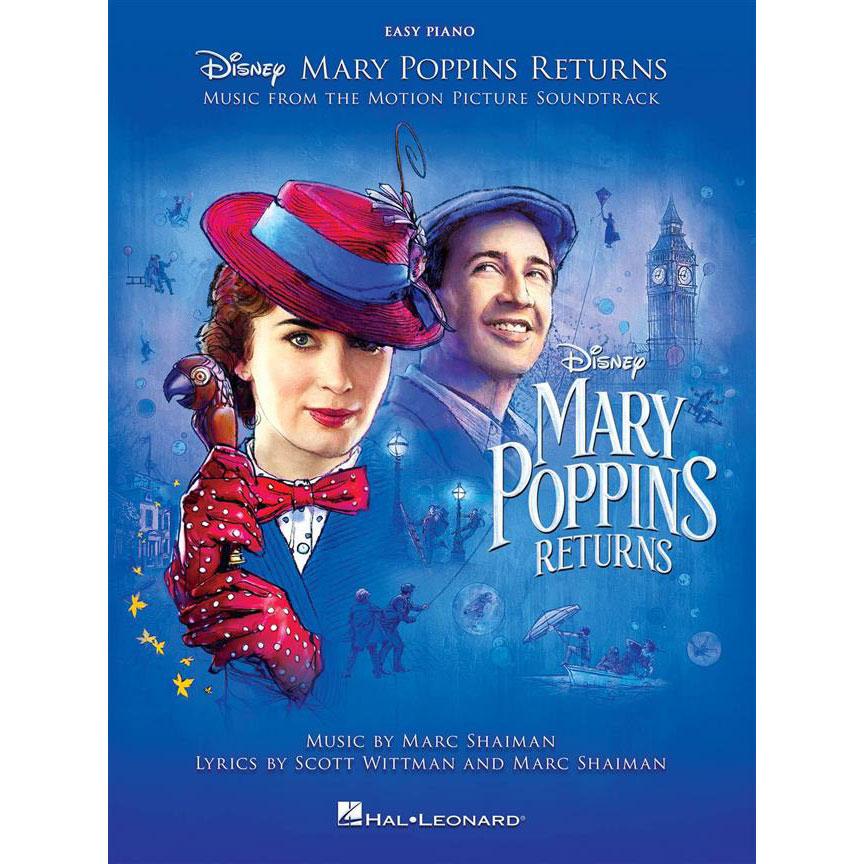 Mary Poppins Returns (Easy Piano)