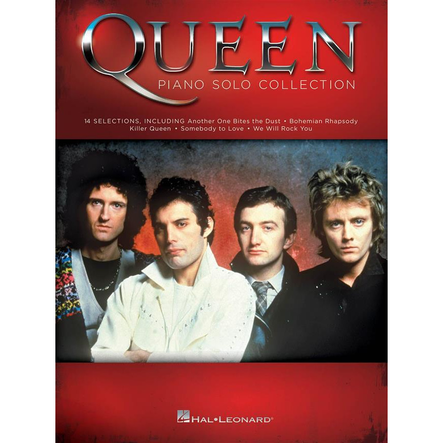 Queen: Piano Solo Collection