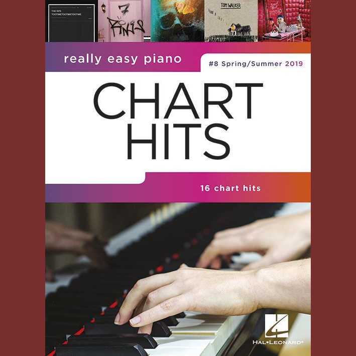 Really Easy Piano: Chart Hits 8
