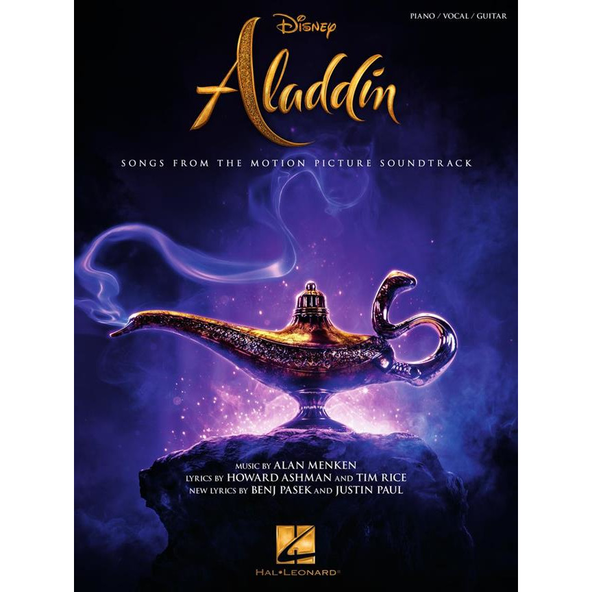 Aladdin (Piano/Vocal/Guitar)