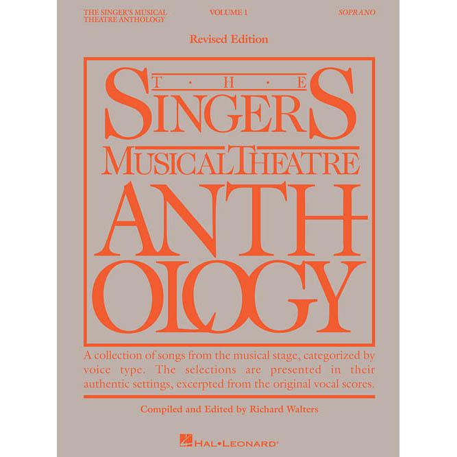 Singers Musical Theatre Anthology:Volume 1 Soprano