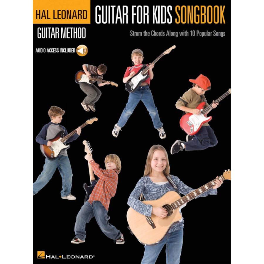 Hal Leonard Guitar Method:Guitar For Kids Songbook