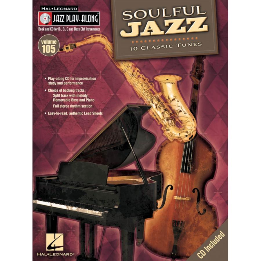 Jazz Play-Along Volume 105 - Soulful Jazz