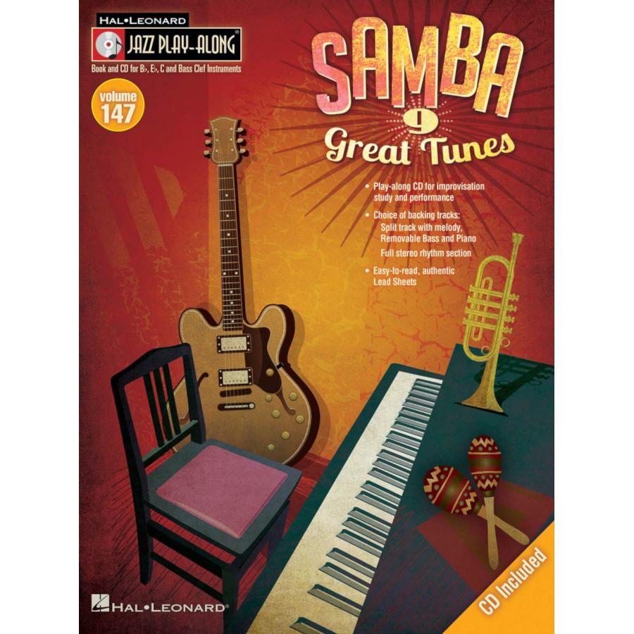 Jazz Play-Along Volume 147: Samba