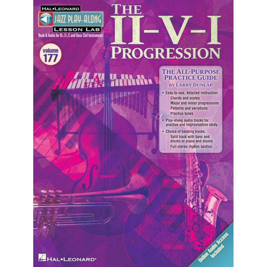 Jazz Play-Along - Vol 177: The II-V-I Progression